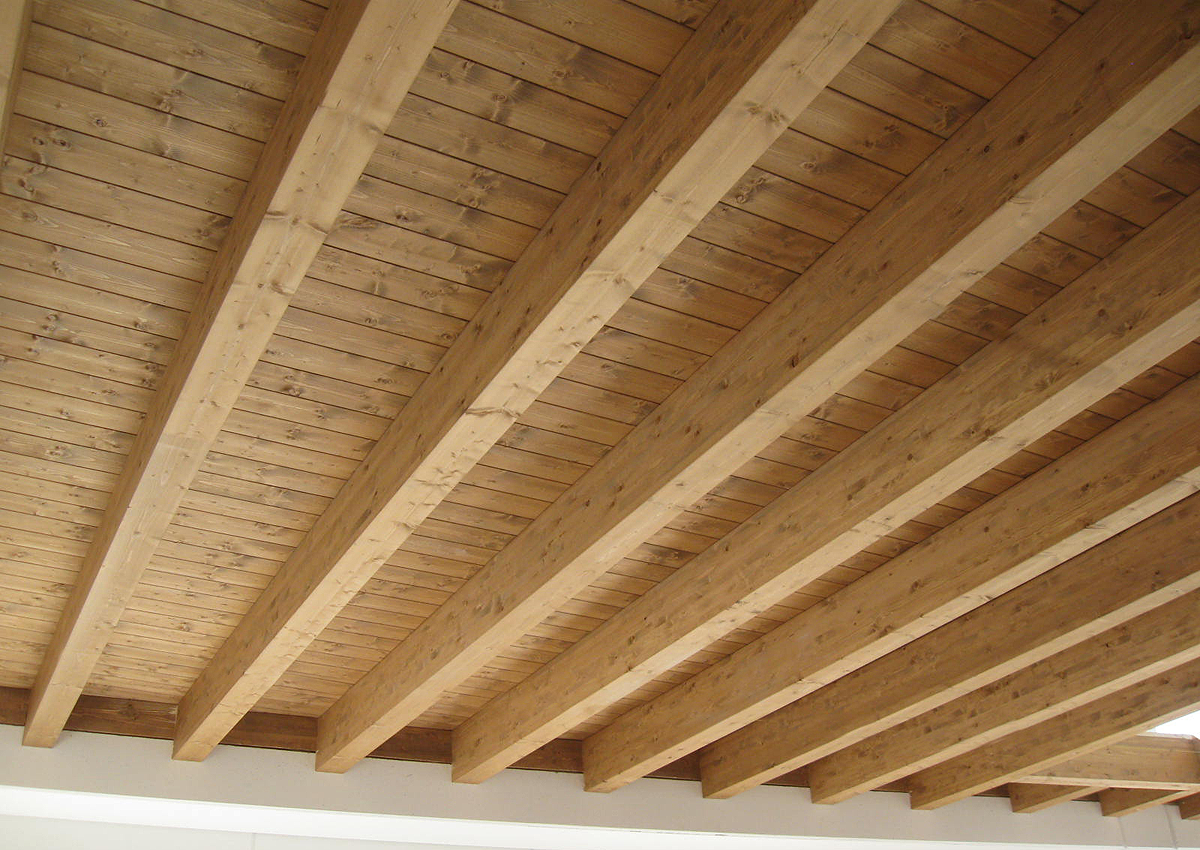 Soffitto In Legno Lamellare : Controsoffitti legno lamellare lamellare abete monostrato