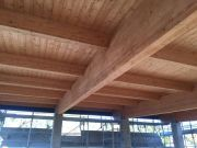 Various laminated wood structures